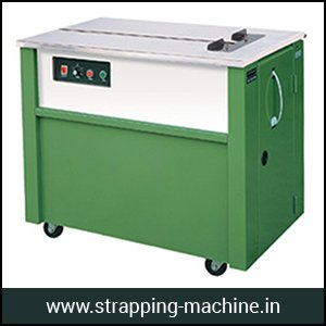 semi automatic box strapping machine manufacturer