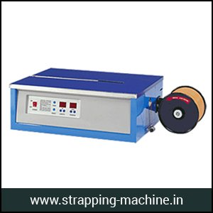 low table strapping machine Manufacturer, Supplier in India, America, South Africa, Saudi Arabia,