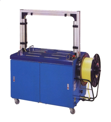 off line strapping machine