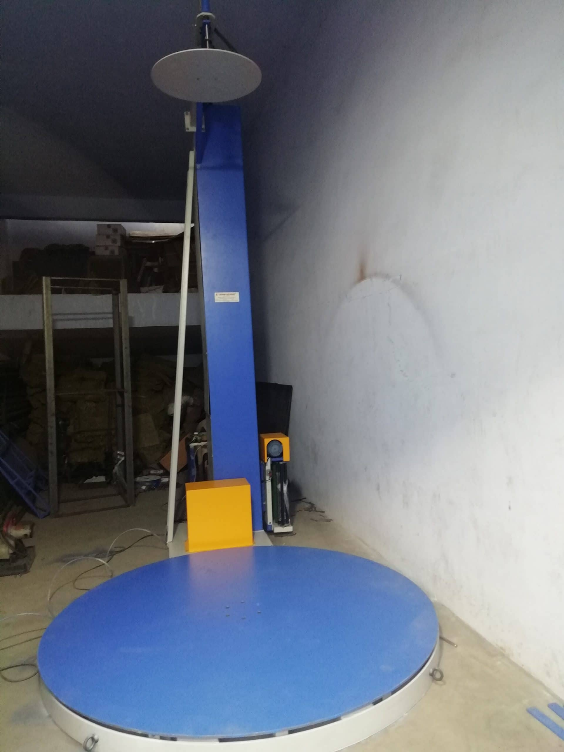 Pallet Wrapping Machine Manufacturer